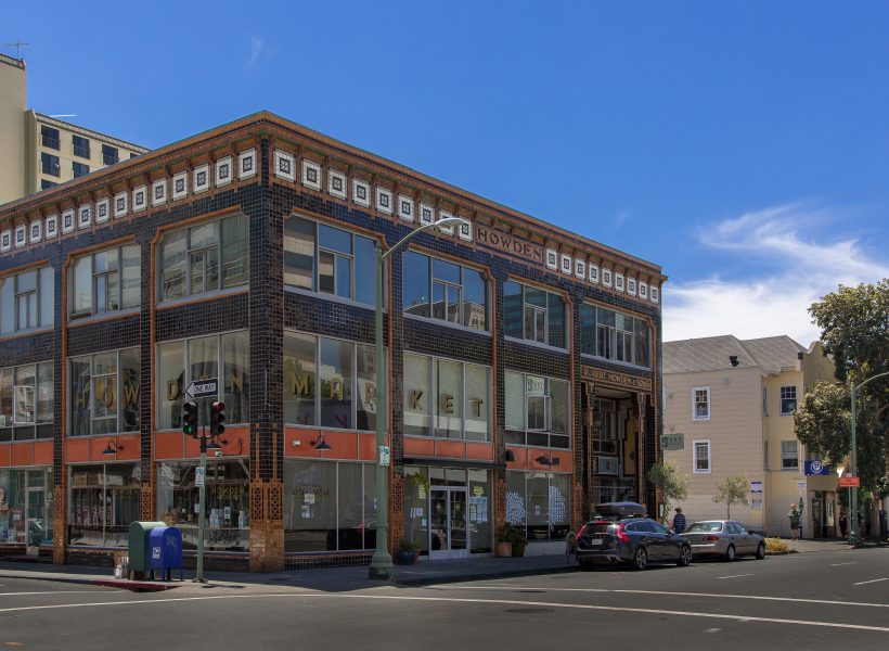 337 17th Street, Oakland – The Howden Building