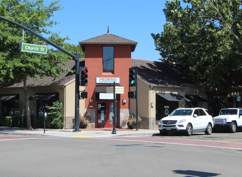 294 Railroad Avenue, Danville CA